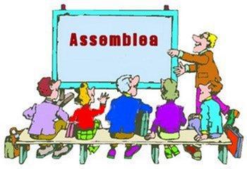 Disegno di un'assemblea