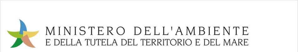 Logo del Ministero dell'Ambiente